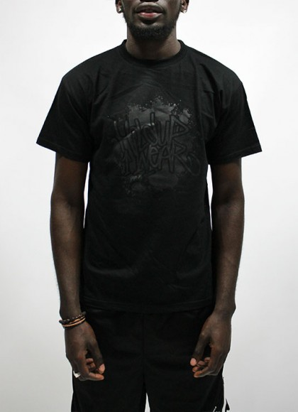 Tee Classic Men ALL BLACK