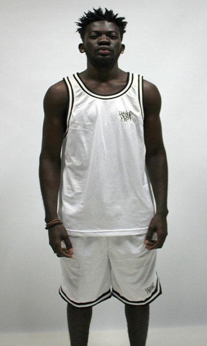 Tenue Basket Classic Mens - white